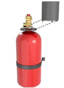 VSH1230, Hệ Thống Chữa Cháy Khí Sạch Viking Chuẩn UL/FM