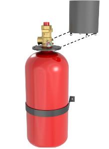 Hệ Thống Chữa Cháy bằng Khí Sạch Viking VSH200, Giá hệ thống chữa cháy