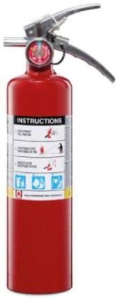 Bình chữa cháy bột khô ABC Eversafe chuẩn UL