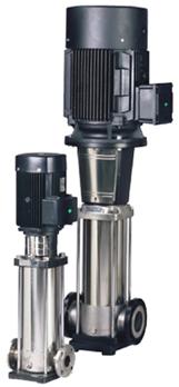 Bơm pccc trục đứng bù áp Mitsuky Model MVM 8-10/4kw