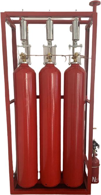 Hệ thống chữa cháy CO2 Xngjin áp suất cao QME70