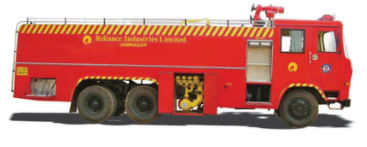 Xe chở foam chữa cháy NewAge 16 - 31 Tấn