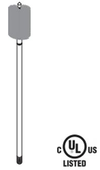 Kim phân tán sét TerraStat® TS100 (đuổi sét ALLTEC)