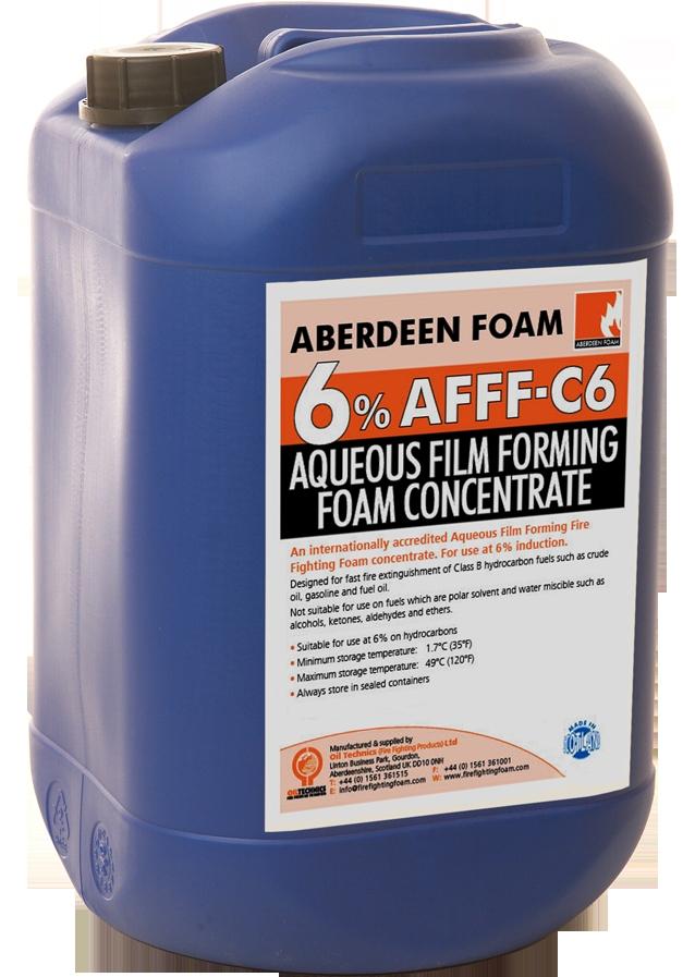 6% AFF -  HD AFFF 6-C6