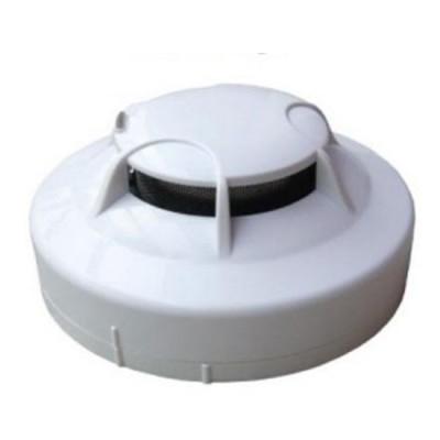 Khói Báo Cháy 24V FOMOSA Có Đèn Chớp (Có thể kết nối với đèn báo phòng)