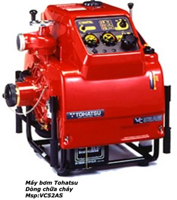 Máy Bơm Chữa Cháy Xăng V50BS