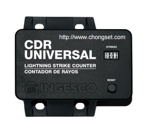 Bộ đếm sét CDR Universal (Đồng hồ đếm sét)