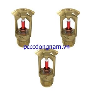 Đầu phun Sprinkler VK120 thông thường chuẩn Micromatic (K8.0)