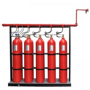 Hệ Thống Chữa Cháy CO2 - UBE