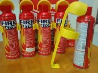 Hướng dẫn sử dụng bình chữa cháy mini dành cho xe hơi