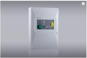 Module điều khiển và hiển thị phụ trung tâm điều khiển xả khí