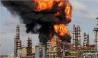 Những hiểm họa cháy nổ trong các nhà máy hóa học