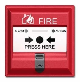 Nút Nhấn Báo Cháy Khẩn Địa Chỉ DI-9204E