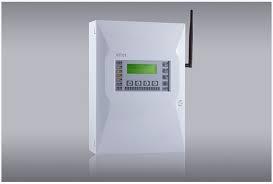 Trung tâm báo cháy không dây địa chỉ, kết nối tối đa 06 bộ khuếch đại tín hiệu