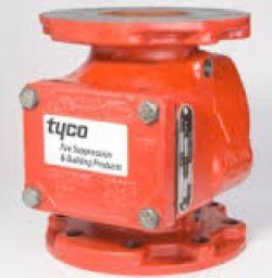 Van Báo Động Tyco DN100/DN150