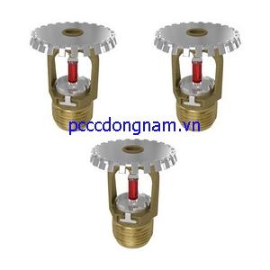 VK2002 - Đầu phun Sprinkler phản ứng tiêu chuẩn (K8.0)