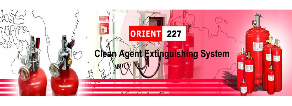 Hệ Thống FM200 Orient
